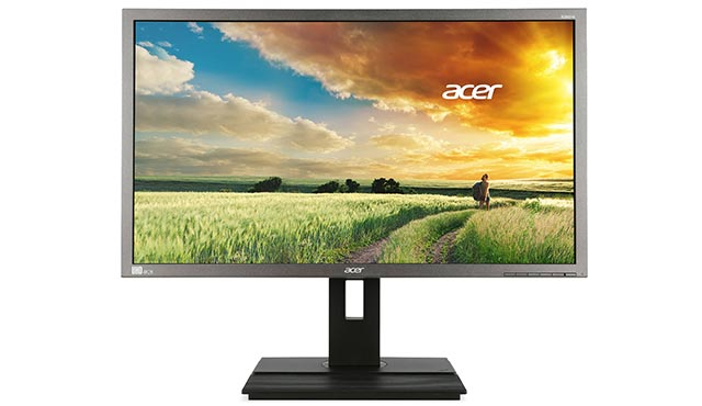 Acer B286HK ymjdpprz 28-inch UHD 4K2K - Top 10 Best Budget 4k Monitors For Gaming Under 500$ in 2016