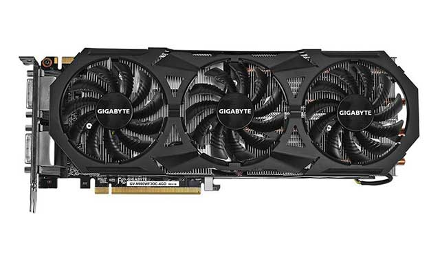 GIGABYTE GeForce GTX 980 Review