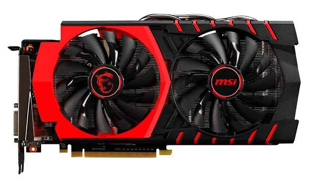 MSI GTX 960 GAMING 2G - Top 10 Best Graphics Cards Under 200$ in 2016