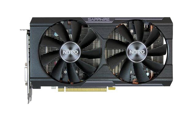 Sapphire Radeon NITRO R9 380 - Top 10 Best Graphics Cards Under 200$ in 2016