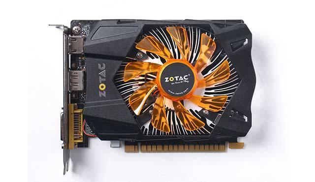 ZOTAC GeForce GTX 750Ti