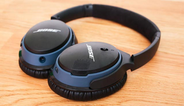 Bose Soundlink on ear - Best Wireless Headphones 2016 - Top 10 Bluetooth Headphones Reviews