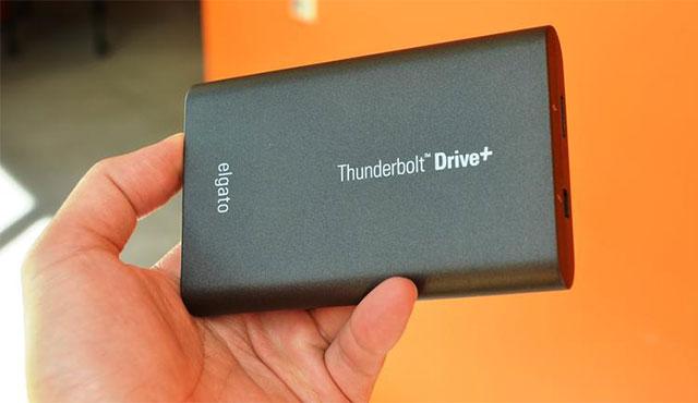 Elgato Thunderbolt Drive+ Review