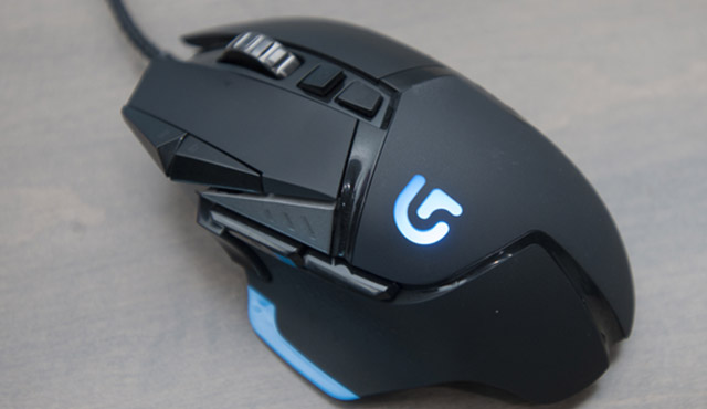 Logitech G502 Proteus Spectrum - Best Gaming Mouse 2016 - Top 10 Gaming Mice Reviews