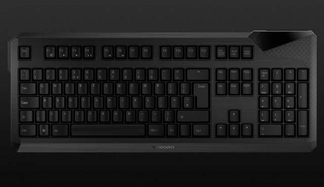 Tesoro Excalibur G7NL - Best Gaming Keyboards 2016 - Top 10 Keyboards For Gamers