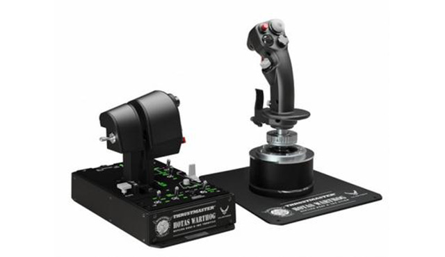 Thrustmaster T-16000M Flight Stick Review
