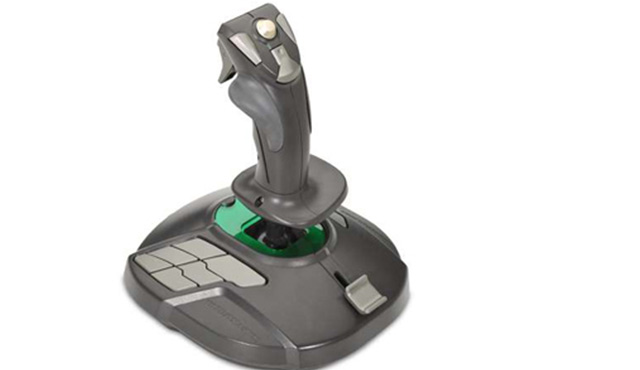 Thrustmaster T-Flight Stick X Flight Stick Review