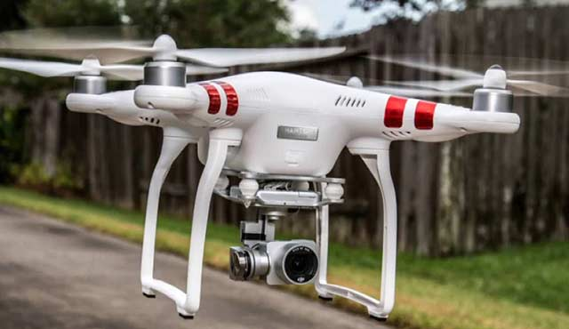 DJI-Phantom-3-Standard-Quadcopter-Drone-with-2.7K-HD- Video- Camera - Best Drones 2017 – 10 Top Rated Quadcopter Reviewed