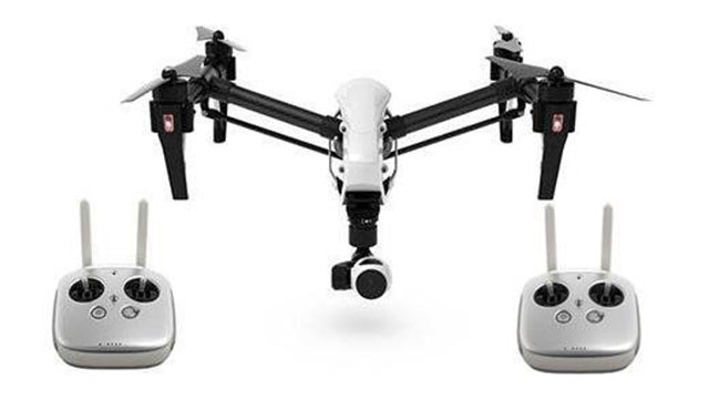 DJI-T600-Inspire-1-Quadcopter-with-4K-Video-Camera- with- Controller - Best Drones 2017 – 10 Top Rated Quadcopter Reviewed