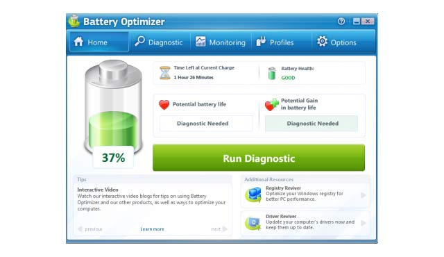Battery-Manager