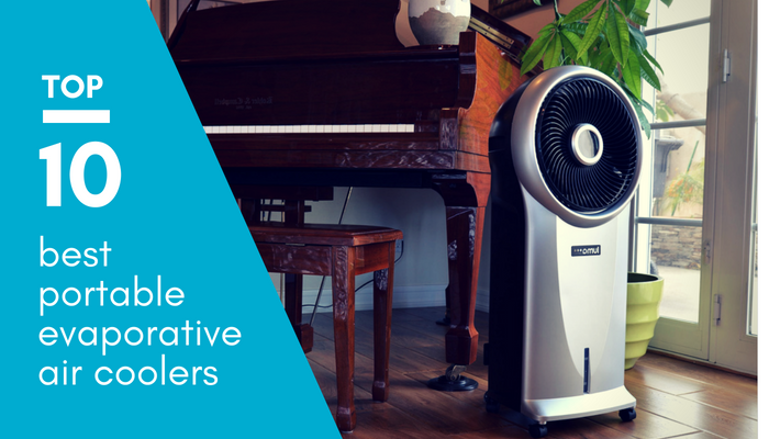 10 Best Portable Evaporative Air Coolers Of 2019 Definitive Guide